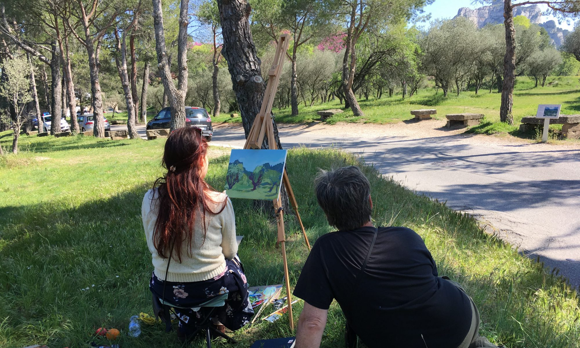 ArtisTTable Art Retreats